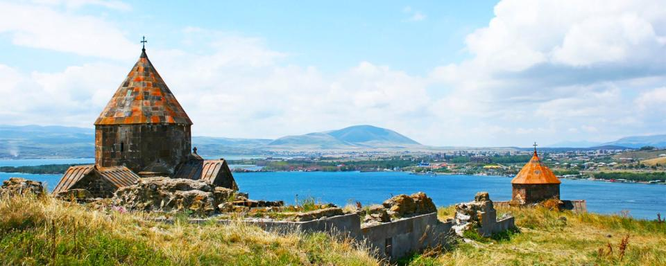 Sevan - the lake in Armenia1